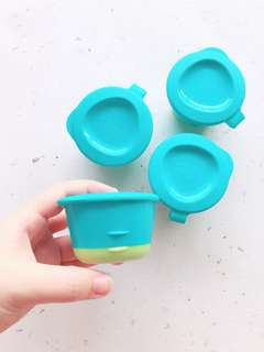 Tommee Tippee Mpasi Container set isi 4