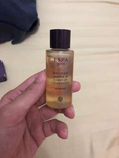 ESPA bergamot jasmine shampoo