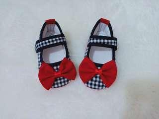 Sepatu bayi 0-12mo