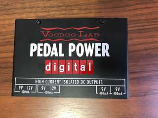 * MINT* Voodoo Lab Pedal Power Digital