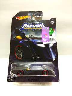 (RM20punOK)Hotwheels Batmobile