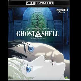 [Rent-A-4K-Movie] GHOST IN THE SHELL (1995)