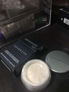 CoverFX Perfect Setting Powder Translucent Light