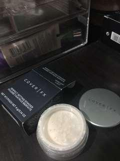 CoverFX Perfect Setting Powder Translucent Light
