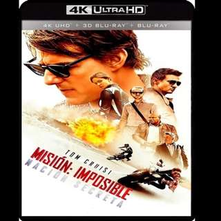 [Rent-A-4K-Movie] MISSION IMPOSSIBLE ROGUE NATION (2015)