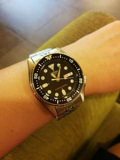 SKX013 Seiko Diver Watch