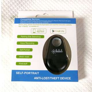 iTag Anti-Lost/Theft Tracking Device