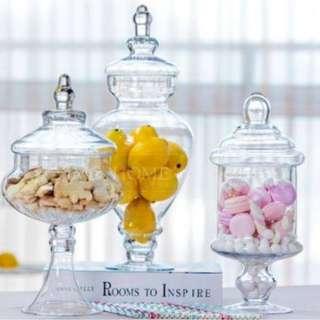 Dessert Table Props Rental_Candy Jar