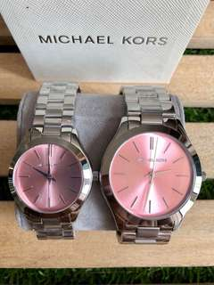MK SLIM RUNWAY AUTHENTIC WATCH