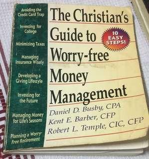 Worry Free Money Management