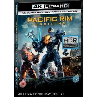 [Rent-A-4K-Movie] PACIFIC RIM 2 UPRISING (2018)