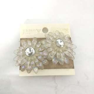 flower earing