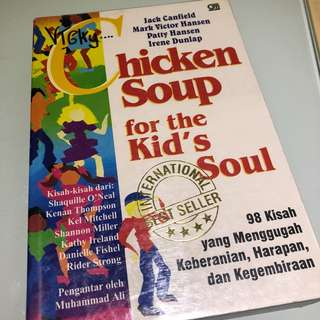 Chicken Soup for Kid's Soul