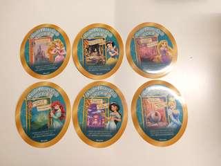 香港迪士尼貼紙Disney