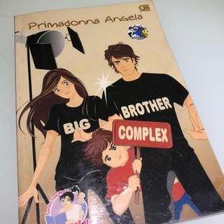 Teenlit 'Big Brother Complex'