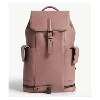 TED BAKER Thorr leather backpack