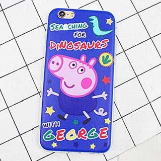 iPhone 7/8 Plus 手機殼 $15系列 Peppa Pig