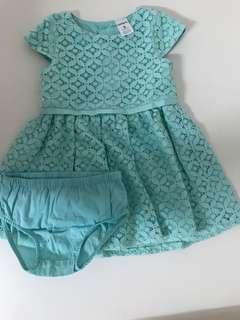 Carter's Dress (9mth)
