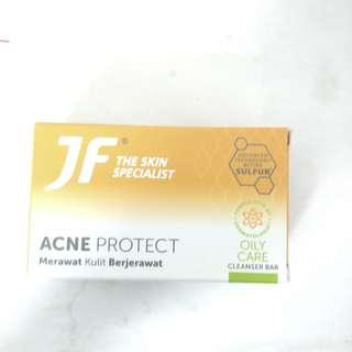jf sulfur acne