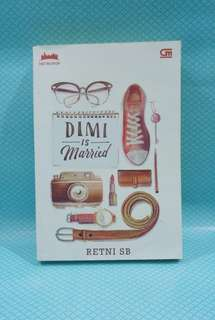 Novel: Dimi is Married