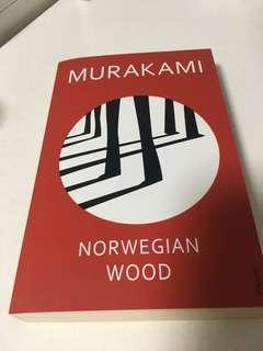 Norwegian wood by murakami