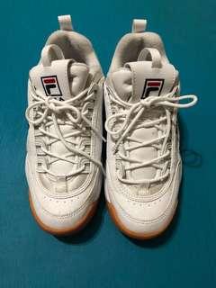 🚚 Fila-鋸齒鞋