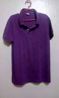Violet Polo Shirt