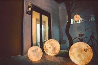3D Moon Lamp ONHAND 8 CM