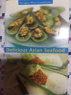 Delicious Asian seafood