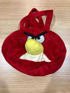Angry bird handbag for kids