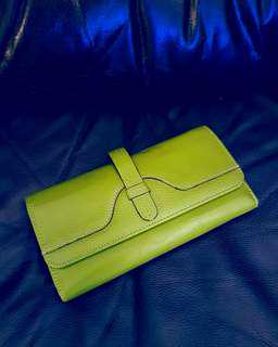 BN Leather Wallet for Sale! (negotiable)