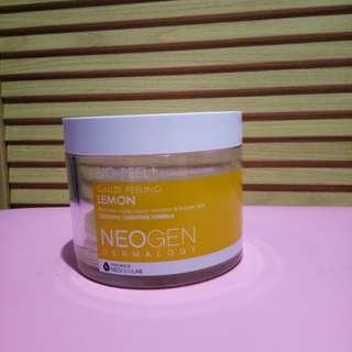 Neogen Gauze Peeling Lemon #maudecay