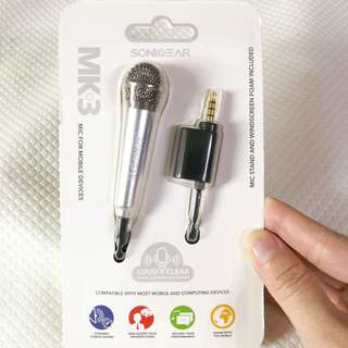 Mini Microphone Sonicgear MK3