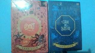 Novel Komet, Ceros dan Batozar