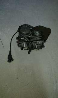 Honda shadow carburettor