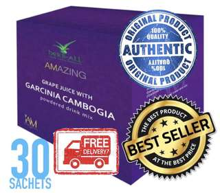 MIRACLE WEIGHT LOSS JUICE (Garcinia Cambogia)