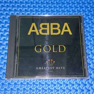 🆒 ABBA - Gold: Greatest Hits [1992] Audio CD