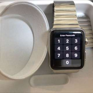 Apple Watch 42mm (1st Gen) Stainless Steel