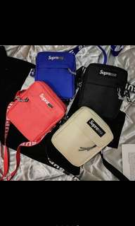 Supreme Sling bag (P.O)