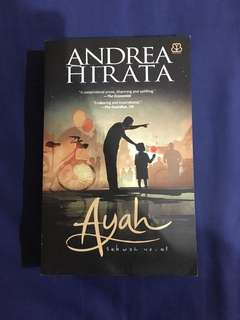 Novel Ayah by Andrea Hirata