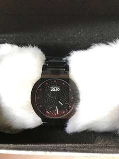 🚚 JOJO  彩鑽陶瓷錶