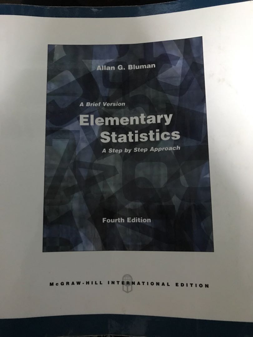 A Brief Version Elementary Statistics A Step By Step Approach