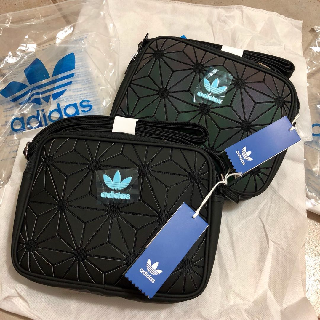8318499e55 ADIDAS ISSEY MIYAKE AIRLINER BAG 2018 VERSION (CUSTOMER ORDERS ...