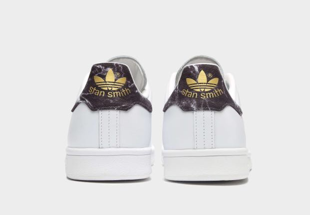 6b87ef028 Adidas Stan Smith Marble UK 6 - 11 Unisex, Men's Fashion, Footwear ...
