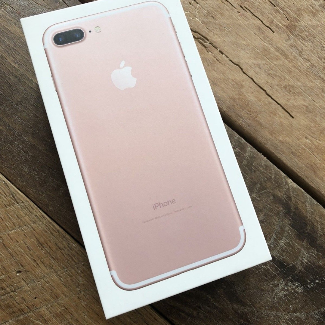 Apple Iphone 7 Plus 128gb Rose Gold Mobiles Tablets 128 Gb Photo