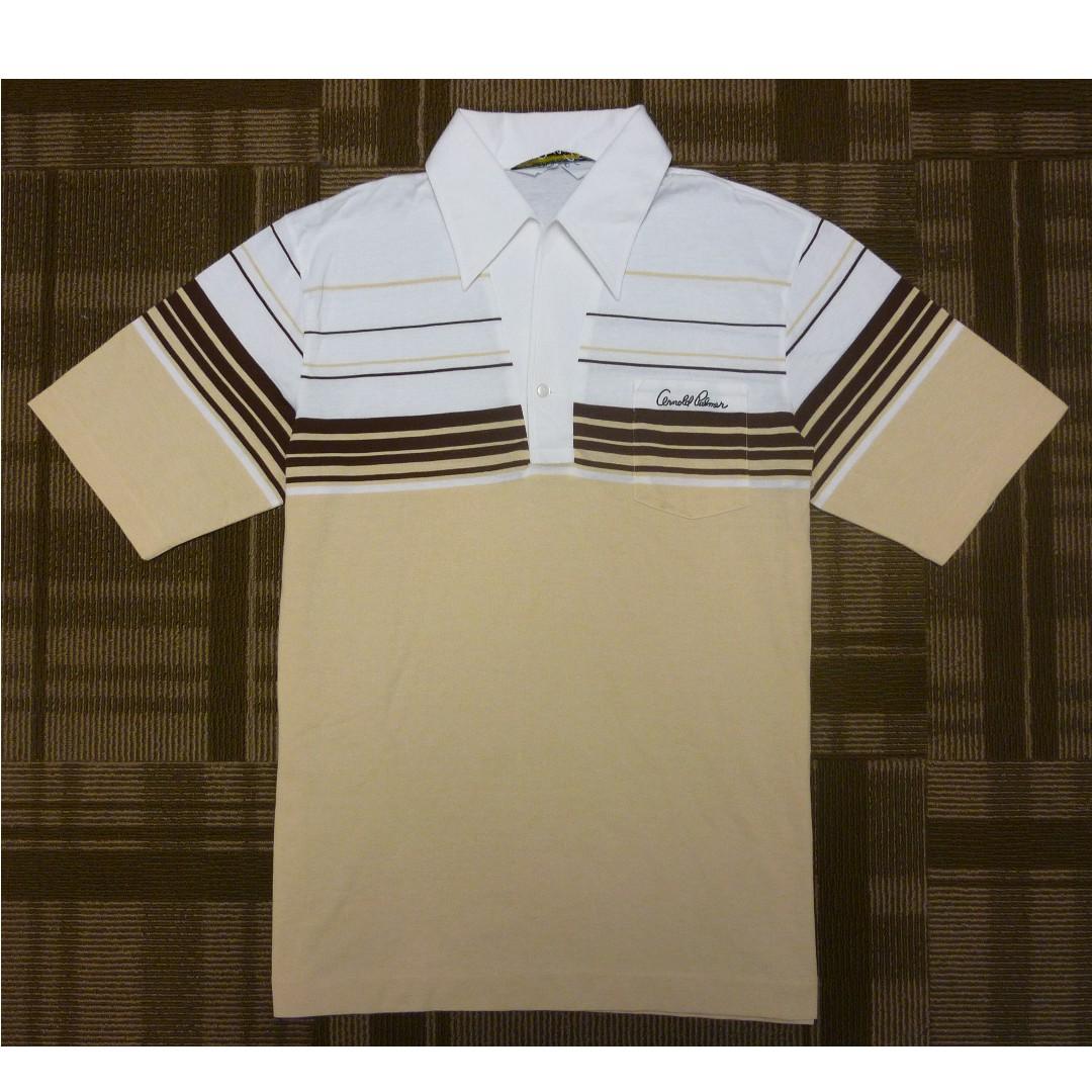 c3de89c2 Arnold Palmer Retro Polo Shirt / Hang Ten Vintage / Hawaii, Men's Fashion,  Clothes on Carousell