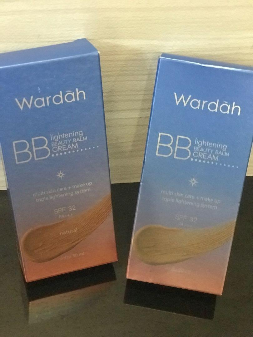 Bb Cream Health Beauty Makeup On Carousell Wardah