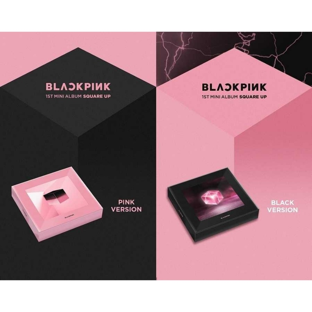 Blackpink Square Up Album K Wave Di Carousell