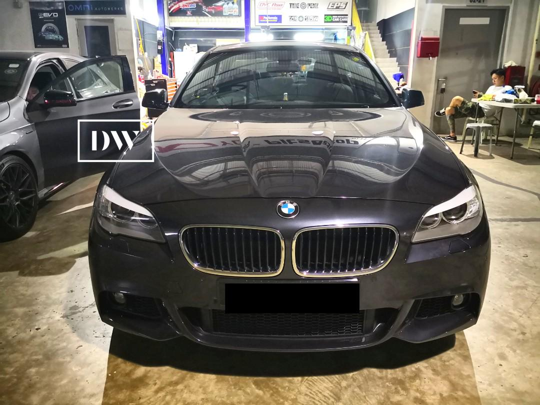 BMW F10 5 Series M Sport /M-Tech / M Performance Full