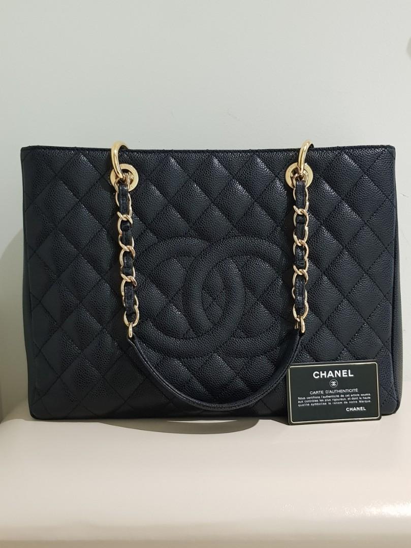 52db81b90d22 Chanel GST, Luxury, Bags & Wallets, Handbags on Carousell